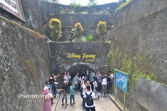 Lobang Jepang Bukittinggi