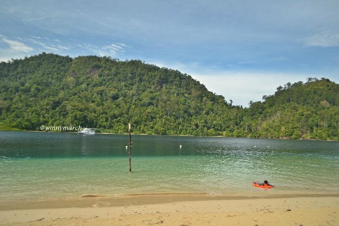 Pulau Pasumpahan #PesonaMinang #PesonaSumbar