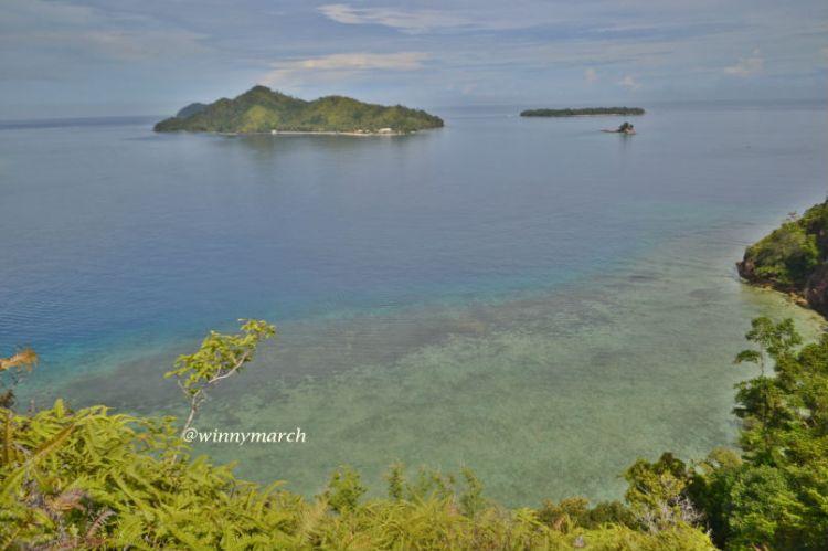 Pulau Pasumpahan #PesonaMinang
