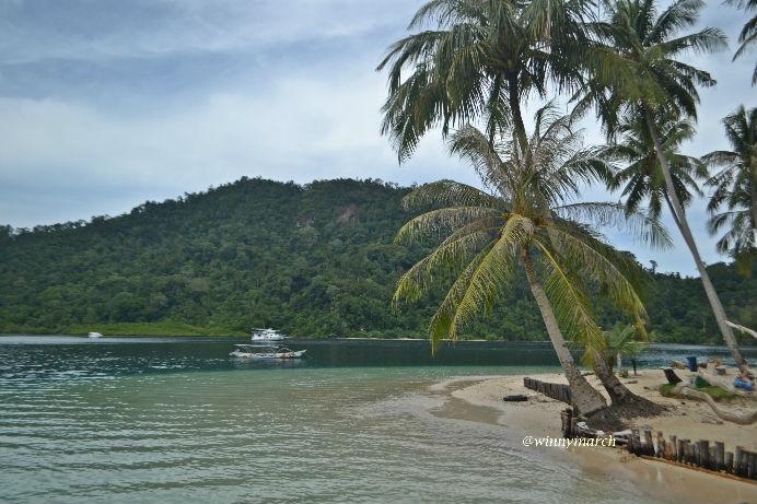 Pulau Pasumpahan Sumbar