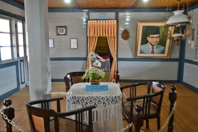 Singgah Ke Rumah Kelahiran Bung Hatta Di Bukittinggi Winny Marlina