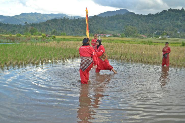 Silek Lanyah Padang Panjang Sumatera Barat