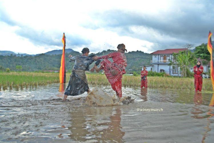 Silek Lanyah Padang Panjang