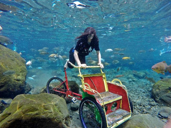 Wisata Air Tawar, Umbul Ponggok