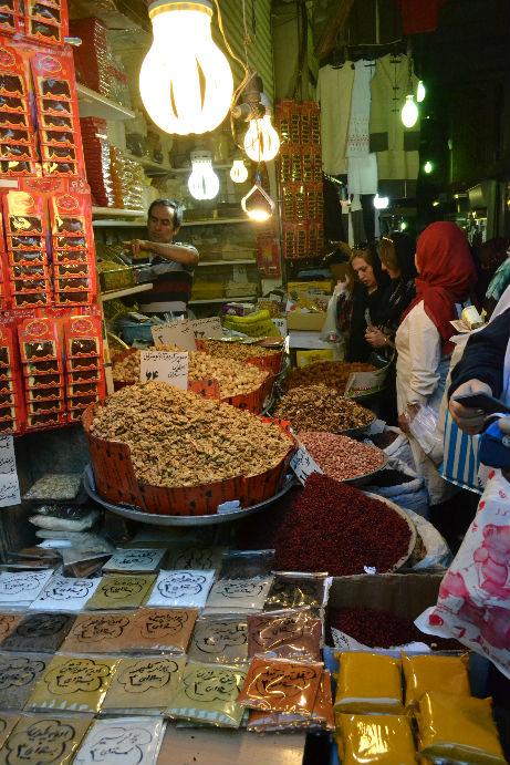 Grad Bazaar Tehran