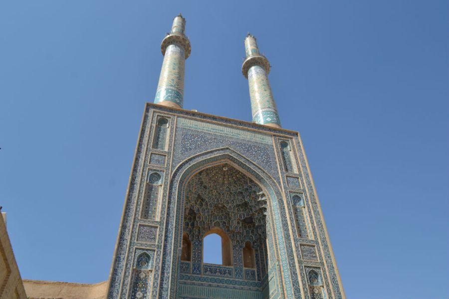 masjid-jamek-iran