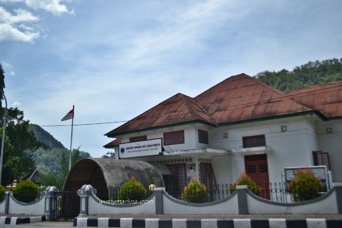 Museum Tambang Batubara Ombilin