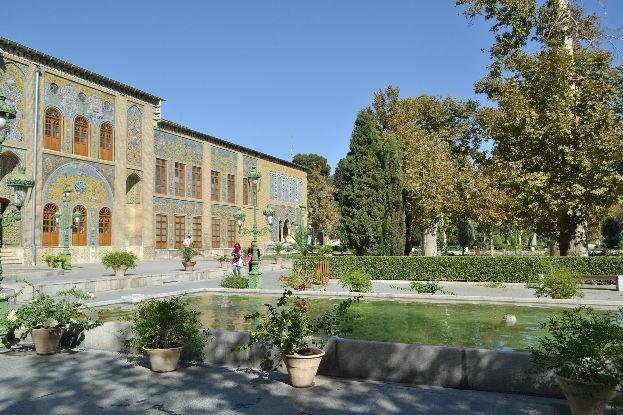 Goleston Palace