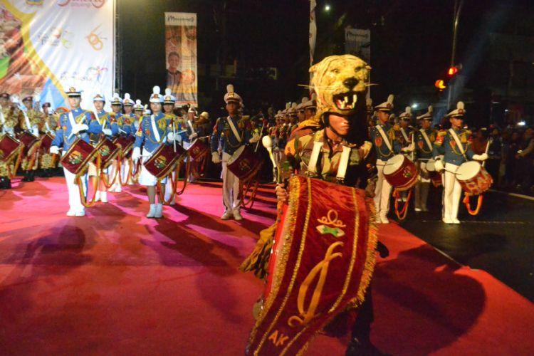 Marching Band Akmil Magelang
