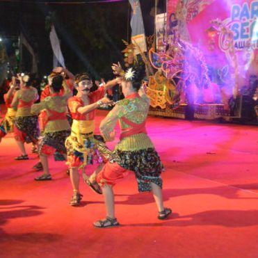 Parade Seni dan Budaya Jawa Tengah