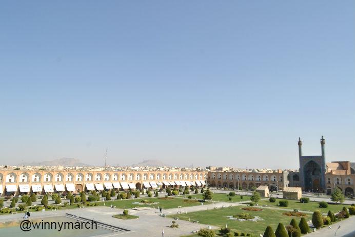 isfahan-square-persia