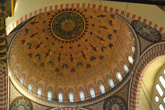 suleymaniye-mosque-turki