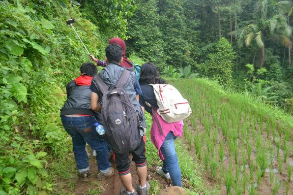 Curug Kembar dan Ciajeung Banten