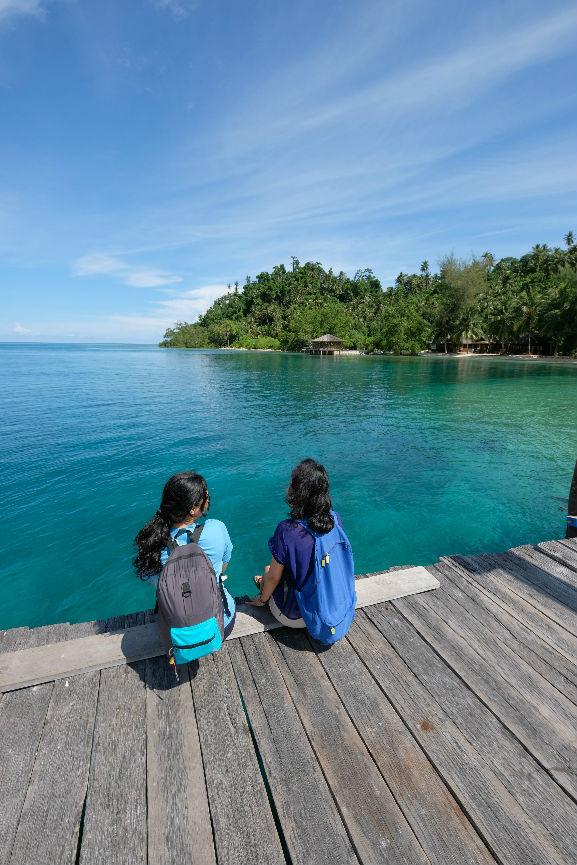 Jatuh Cinta Dengan Kepulauan Togean Di Sulawesi Tengah Winny Marlina