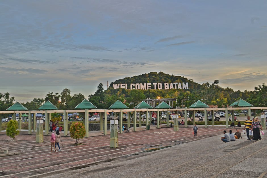 Sehari Jalan Jalan Di Batam Winny Marlina