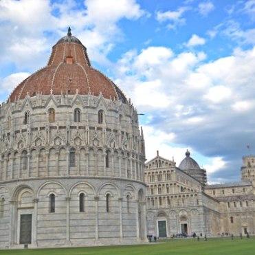Baptistry dan Duomo