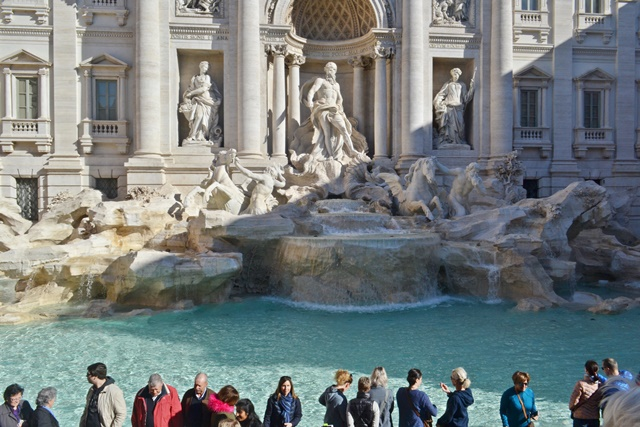 Trevin Fountain