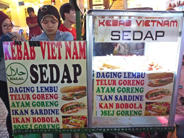 4 Tempat Mencari Makanan Halal Di Ho Chi Mihn Vietnam Winny Marlina
