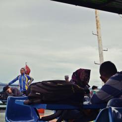 Kapal lambat ke Sabang