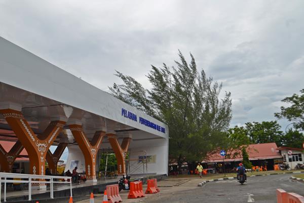Pelabuhan Banda Aceh