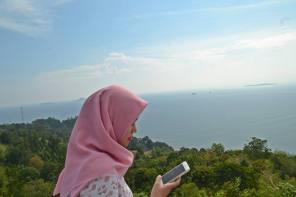 Riri di Bukit Langkisau