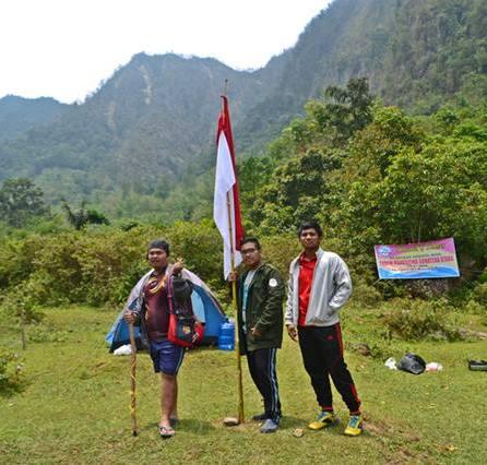 Camping anak FORMASU