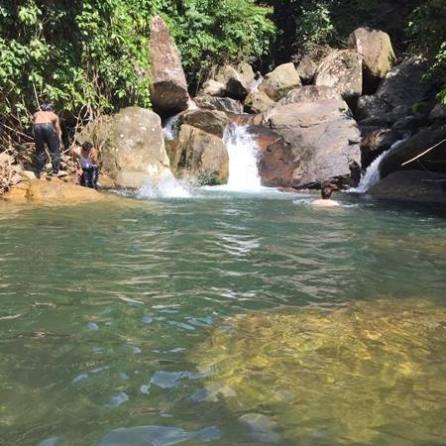 Air Terjun Lubuk Hitam, Padang