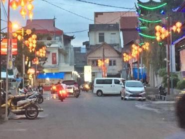 China Town, Padang