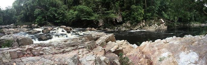 Taman negara river