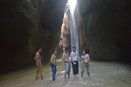 Air Terjun Batang, Kapur IX