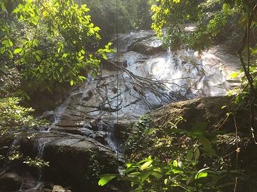 Ampang falls