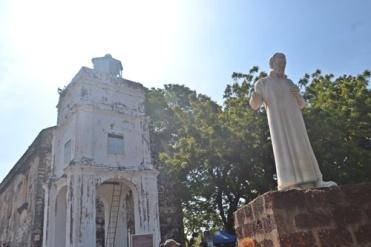 St. Paul Hill and Church