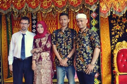 Pernikahan Batak Angkola