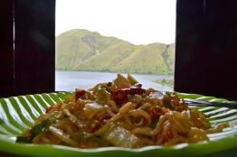Kuliner di Danau Toba