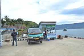 Jadwal ke Danau Toba dari Parapat